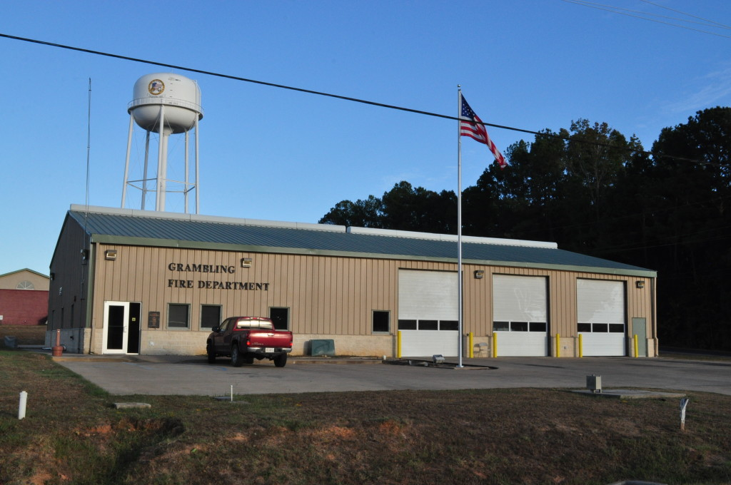 Grambling Fire Department